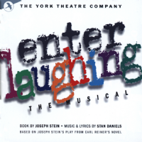 Enter Laughing Original Off  Broadway Cast CD